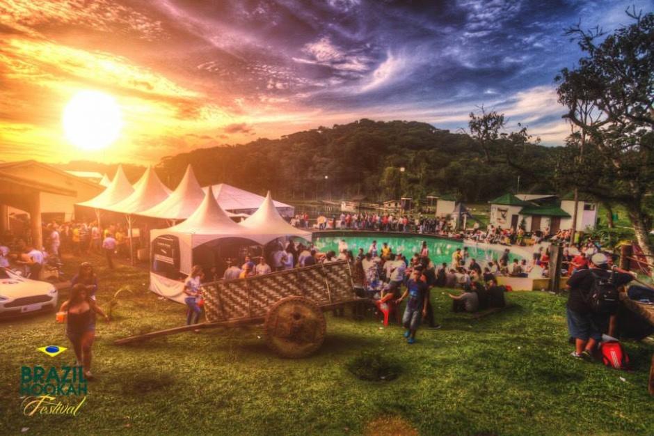 Evento Brasil Hookah Festival
