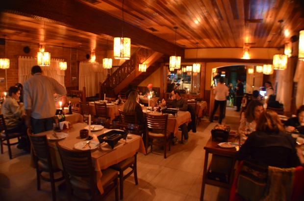 """Restaurante """"Casa do Fondue"""""""