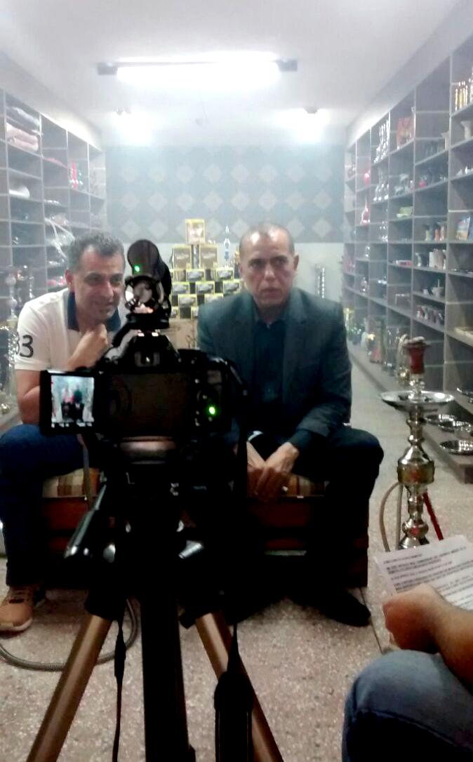 Hicham representante Mazaya no Brasil e Shareef