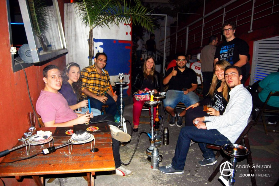 ABC Hookah Festival - Bar Cubanos