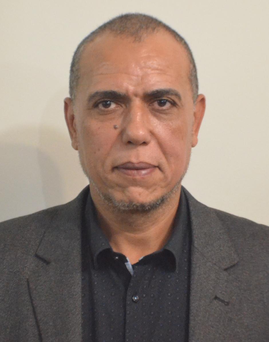 Shareef Mamoon, atual dono da marca Khalil Mamoon