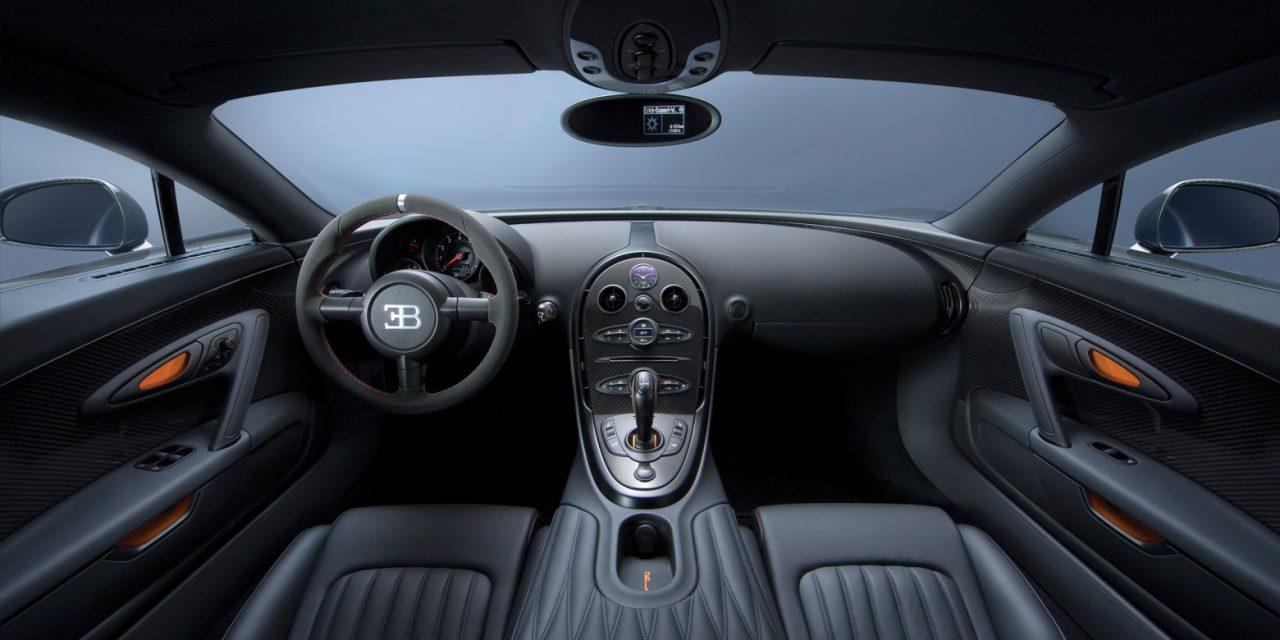 Matéria | Bugatti Veyron Super Sport