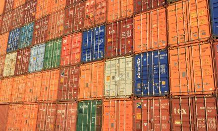 Matéria | Chuva de containers!