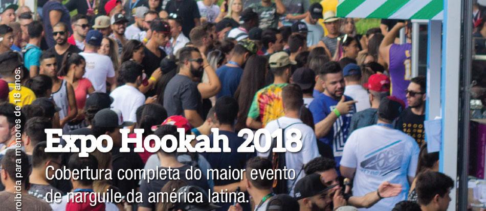 19ª Edição – Expo Hookah 2018