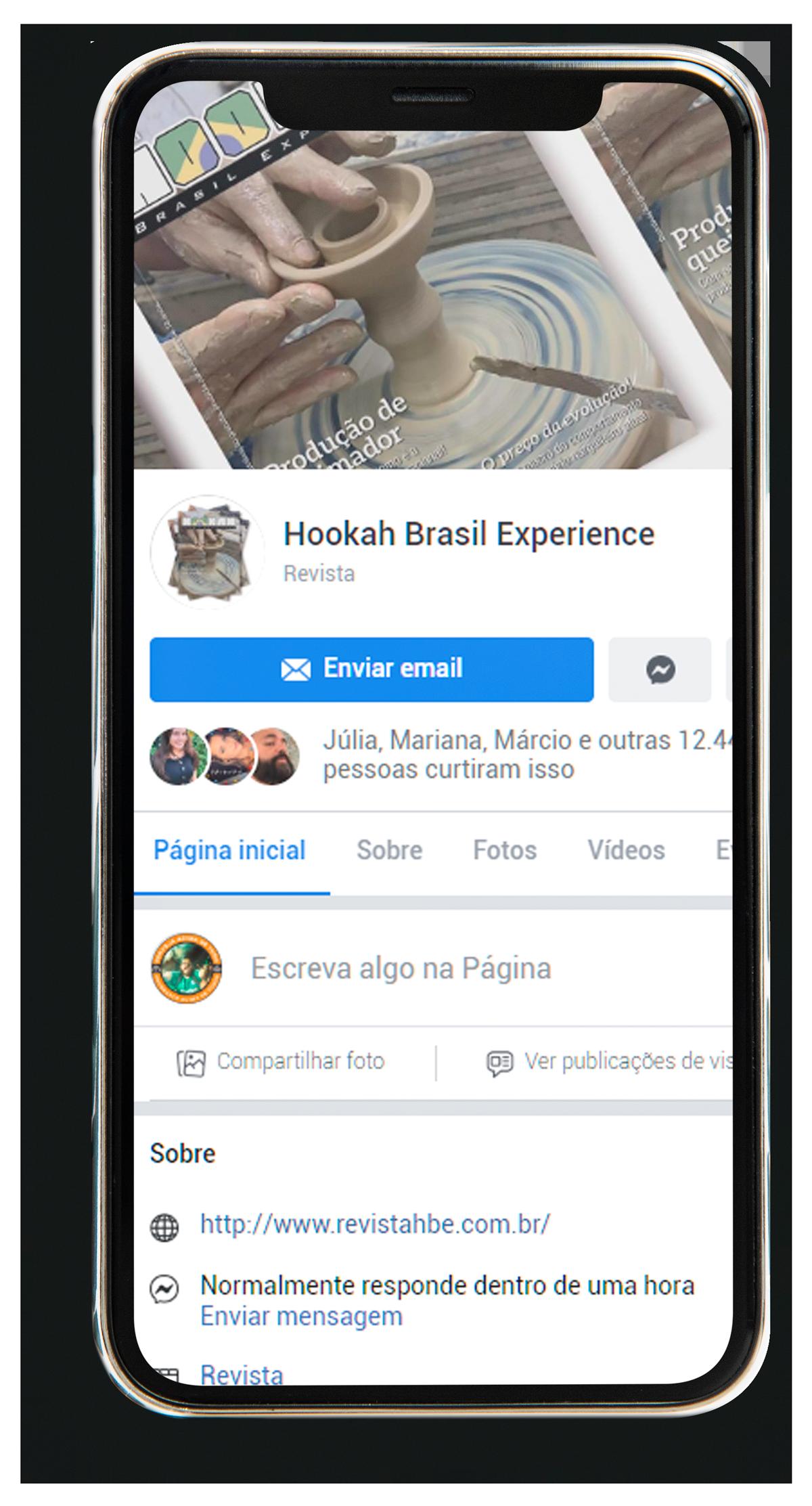 Resenha HBE - Live Semanal via Facebook