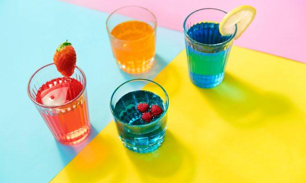 Matéria | o que beber durante a sessão?